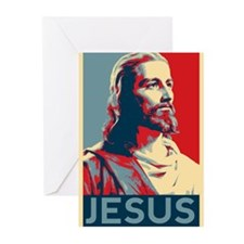Jesus Greeting Cards (Pk of 20)