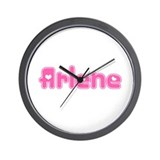 &quot;Arlene&quot; Wall Clock