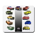 Stang 45 Mousepad