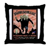 The Grammleachbliliac! Throw Pillow