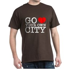 Cute Cities your city T-Shirt