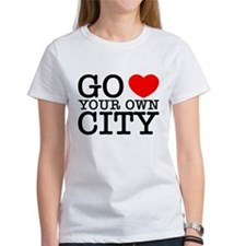 Cute New your city Tee