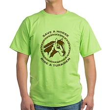 Ride A Turkmen T-Shirt