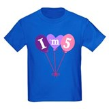 Pink 5th Birthday Balloons  T