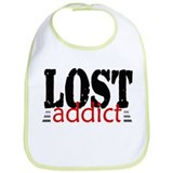 'LOST Addict' Bib