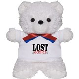 'LOST Addict' Teddy Bear