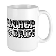 Father of the Bride - Old West Mug