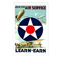 Air Service 1 Postcards (Package of 8)