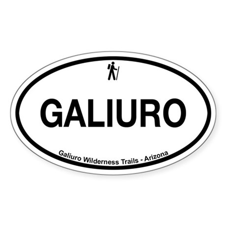Galiuro Wilderness Trails