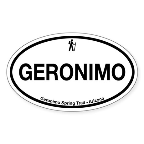 Geronimo Spring Trail