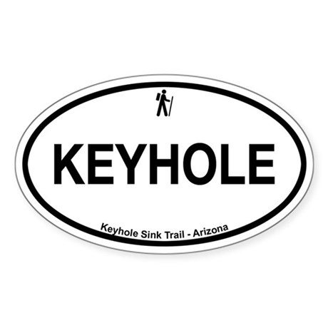 Keyhole Sink Trail