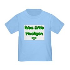 Wee Little Hooligan T