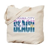 Panama City Beach Tote Bag
