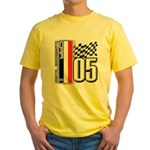 V FLAG 2005 Yellow T-Shirt