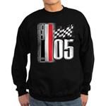 V FLAG 2005 Sweatshirt (dark)