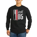 V FLAG 2005 Long Sleeve Dark T-Shirt