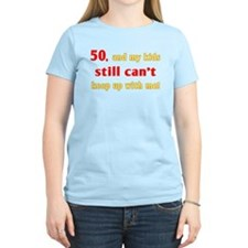 Witty 50th Birthday Gifts T-Shirt