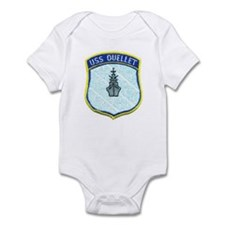 USS OUELLET Infant Bodysuit