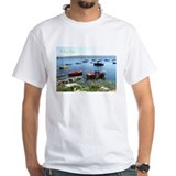 Methoni Boats Shirt