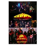 GBMI Band Large Poster