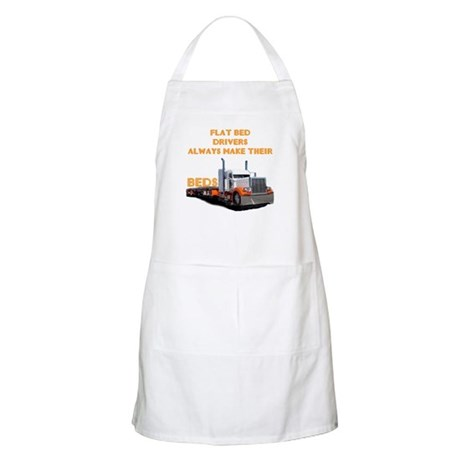 Flat Bed Drivers Apron