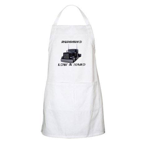 Running Low & Hard Apron