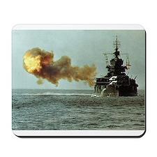 USS Idaho Ship's Image Mousepad