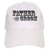 Father of the Groom - Old West Cap