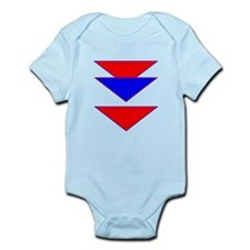 Triangles Infant Bodysuit