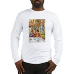MAD HATTER'S TEA PARTY Long Sleeve T-Shirt