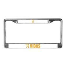 VIDAS License Plate Frame