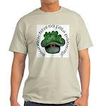 Shamrocks (Gaelic) Light T-Shirt