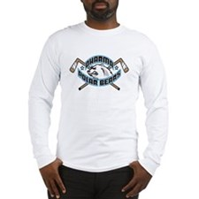 Dharma Polar Bear Hockey Long Sleeve T-Shirt