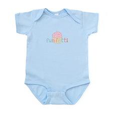 Pink Funfetti Cupcake - Infant Bodysuit