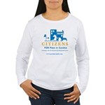 Pets in Condos Women's Long Sleeve T-Shirt