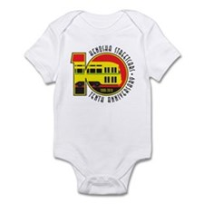Kenosha Streetcar 10th Infant Bodysuit