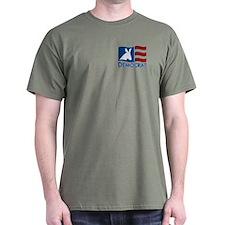 Democratic Flag T-Shirt
