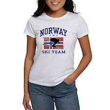 Norway Ski Team Tee