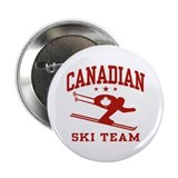 "Canadian Ski Team 2.25"" Button"
