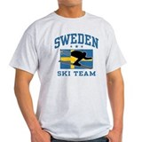 Sweden Ski Team T-Shirt