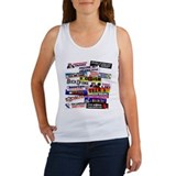 Anti Obama T-Shirt Women's Tank Top