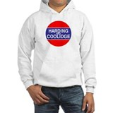 Harding and Coolidge Hoodie