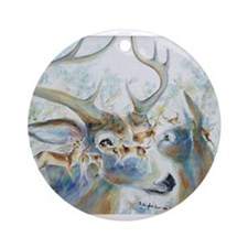 Majesty Ornament (Round)