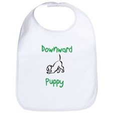 Downward Puppy Bib