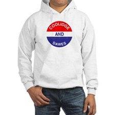 Coolidge and Dawes Hoodie