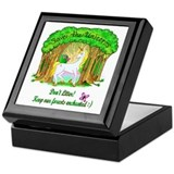 Save the Unicorns Keepsake Box