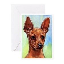 MinPin Greeting Cards (Pk of 20)