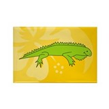 Iguana Rectangle Magnet (100 pack)