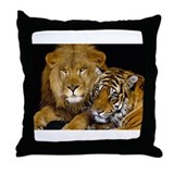 Cute Cat pictures Throw Pillow