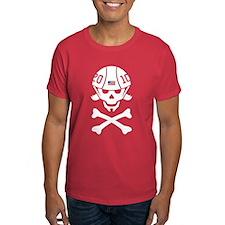 Lil' SpeedSkater Skully T-Shirt